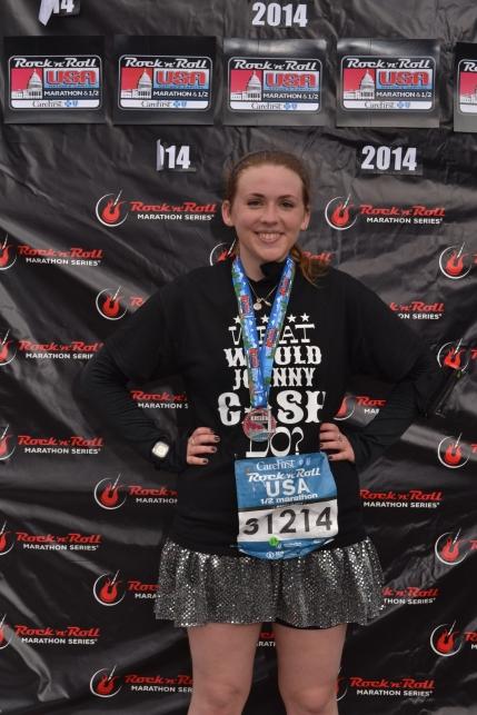 Half-marathoner x4.